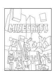 Minecraft Coloring Pages Free Of Steve Diamond Armor 1