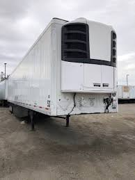100 Semi Truck Trailers For Sale Dry Van