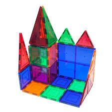 Valtech Magna Tiles Canada by 60 Piece Picassotiles Magnet Building Tiles Set Slickdeals Net