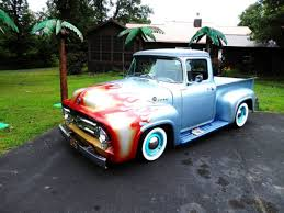 1956 Ford F100 Pickup For Sale ▷ 22 Used Cars From $14,000 1956 F100 Hot Rod Pickup 350 Chevy Custom Stereo Beautiful Truck Ford For Sale On Classiccarscom Truck Series Pickup Trucks Pickups Bus Sale Near Hughson California 95326 Classics Youtube Hemmings Motor News That Looks Like A Rundown Old But Stock U13122 Columbus Oh