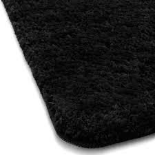 badvorleger schwarz hautverträglich und schadstofffrei