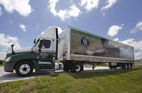 100 Brown Line Trucking Old Dominion Opens 1st Polk Facility In Lakeland