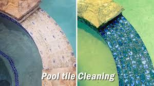 swimming pool tile cleaning sac pool pros