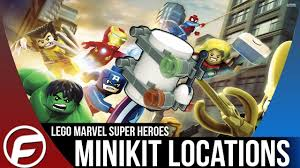 Lego Marvel That Sinking Feeling Minikit by Lego Marvel Super Heroes All Minikits Locations Sand Central