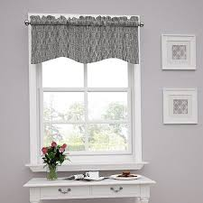 Swag Curtains For Living Room by 6 Window Valance Styles That Look Great In Any Living Room