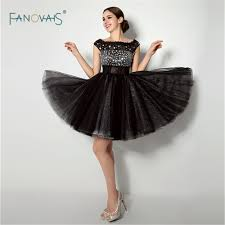 compare prices on knee cocktail dresses online shopping buy low