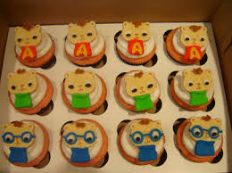 Alvin And The Chipmunks Cake Decorations by 4 The Love Of Cake