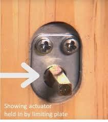 Andersen Patio Door Lock Instructions by Hinged Patio Door Lock Actuator 2579542 Andersen Top Selling Door