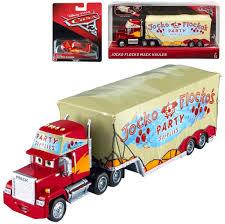 100 Disney Mack Truck Hauler Amazoncom Cars 3 RustEze Lightning McQueen And 95 Rust