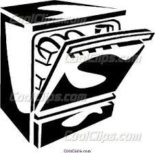 Microsoft Clipart Dishwasher3711685