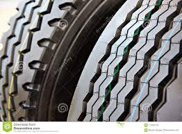 100 Truck Store Tread Pattern On Wheel Tire In Stock Image