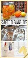 Unclogging A Kitchen Sink With Vinegar by Bizarre Cleaning Hacks That Will Change Your Life Daily Mail Online