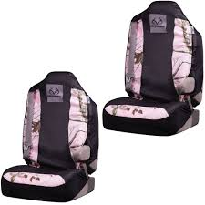 Realtree Floor Mats Mint by Realtree Pink Camo Car Seat Covers Velcromag