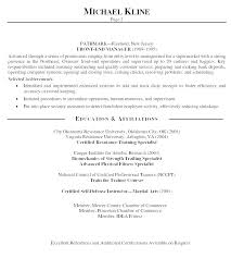 Resume Profile Sample Customer Service On A Samples Best Example