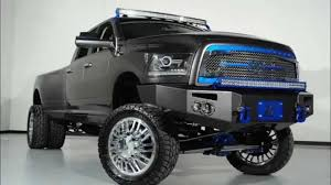 Lifted 2014 Ram 3500 Longhorn Limited Dually Diesel Custom Truck ...