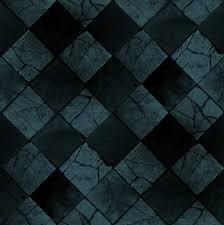Blue Floor Tiles Texture