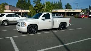 2007 Chevy Silverado Single Cab Lowered 22's - PerformanceTrucks.net ...