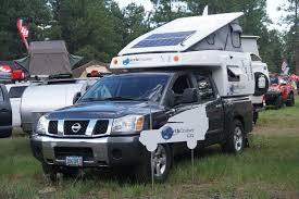 Our New Truck Camper - The GZL 400 | EarthCruiser Overland Vehicles