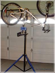 diy blog diy portable bike repair stand
