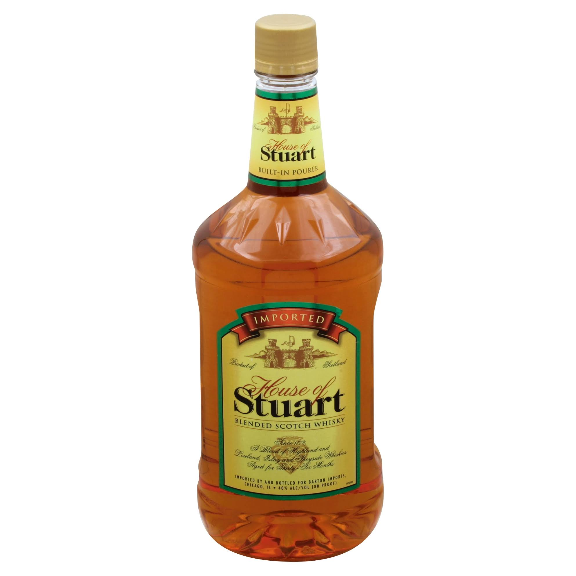 House of Stuart Blended Scotch Whisky