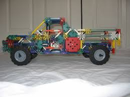 Knex Suspension Pickup Truck **Suspension Upgrade/Mod #1**: 9 Steps ...