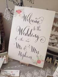Shabby Chic Wedding Decorations Uk by The 25 Best Wedding Welcome Boards Ideas On Pinterest Vintage
