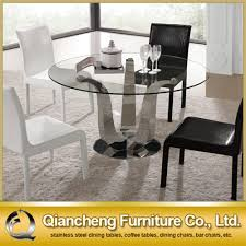 Cheap Kitchen Table Sets Free Shipping by Tempered Glass Dining Table Tempered Glass Dining Table Suppliers