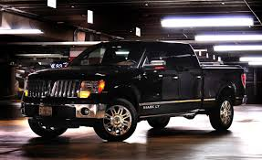 100 Lincoln Mark Truck 2010 LT 8211 Review 8211 Car And Driver
