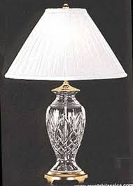 Waterford Lamp Shades Table Lamps by Waterford Innisfree At Replacements Ltd