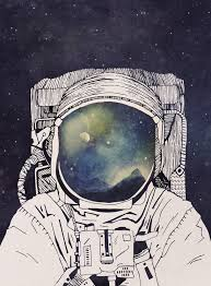 Dreaming Space Art Print by Tracie Andrews