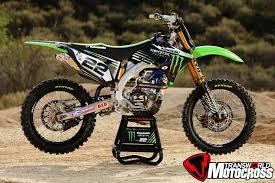 Chad Reed Monster Energy Kawasaki