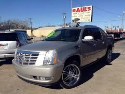 Used Cadillac Escalade EXT For Sale in Oklahoma City OK