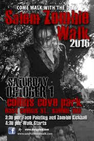 Salem Massachusetts Halloween Events by Salem Zombie Walk 2016 Salem Ma