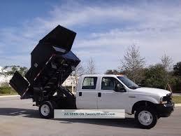 100 Ford F450 Dump Truck 2004 Flatbed