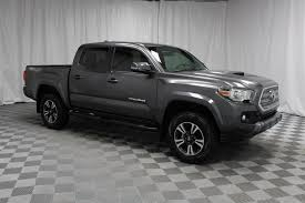 100 Used Toyota Tacoma Trucks For Sale 2017 At Subaru Of Wichita VIN