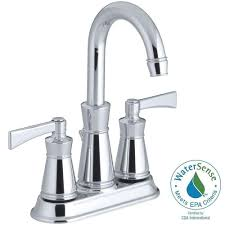 Kohler Utility Sink Faucet by Kohler Coralais 4 In 2 Handle Low Arc Utility Sink Faucet In