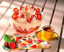 erdbeer mascarpone quark