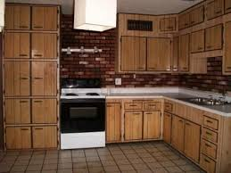 Original Outdated 1970s Kitchen Cabinets Phoenix Arizona Home House