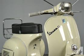 1964 Vespa GL150 Vintage Vespa 1 Owner Scooter For Sale In San