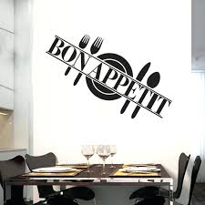 decor mural cuisine decor mural cuisine cuisine bon appetit diy wall stickers kitchen