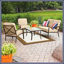 Mainstays Patio Furniture Replacement Cushions by Backyard Creations Patio Furniture Replacement Cushions Patios