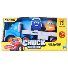 Buy Chuck And Friends Car Carrier Assortment Toy India – Shophlet.com Tonka Chuck The Talking Dump Truck With Lights And Sounds Youtube Nylint Wwwmaniatoyscom My Friends 2008 Tonka Chuck My Talking Fire Truck Talkingsoundslights Hasbro Rumblin Interactive Amazoncom Tumblin Toys Games Btsb Playskool Race Along Salt River Flats At Stick Food Festival Grayhawk Talkin Says Over 40 Phrases Moves Buy Biggs The Monster Die Cast In Cheap