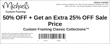 Arts & Crafts   Michaels.com   Great Deals   Michaels Coupon ... Michaels Flyer 11292019 11302019 Weeklyadsus 5 Off Any Purchase 40 Off 1 Item Coupons Coupon Code Promo Up To 70 Cypress Ski Hill Save Up 60 On Rolling Storage Carts At The Pinned February 10th 50 A Single Item How Money Mymichaelsvisit Wwwmymichaelsvisitcom Survey Get 25 Thpacestoremichaelscoupon Team Shirts Coolmine Community School Entire Cluding Sale Items Coupon Free 2018 Iphone Beaver Coupons