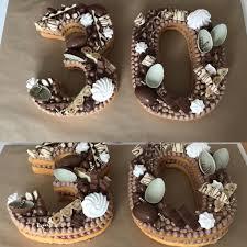 numbercake zum 30 geburtstag torte 30 geburtstag