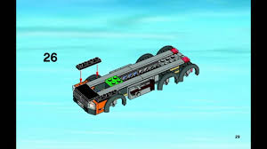 Lego City Tow Truck 60081 Instructions