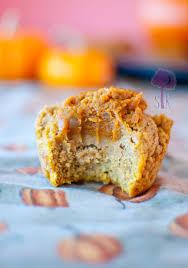 Vegan Pumpkin Muffins Applesauce by Rustic Pumpkin Pie Muffins