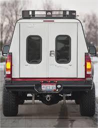 Homemade Truck Topper Rack | BradsHomeFurnishings
