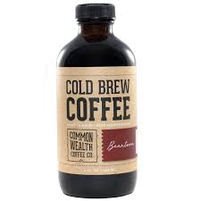 Commonwealth Cold Brew CoffeeCommonwealth Coffee