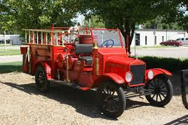 1922 Model TT Fire Truck