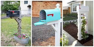 100 Letterbox Design Ideas 8 Easy DIY Mailbox S Decorative Mailbox